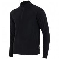 4F Microtherm fleece tröja, herr, svart