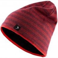 4F outhorn beanie, röd