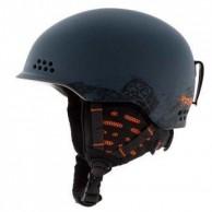 K2 Rival Pro, skidhjälm, grå