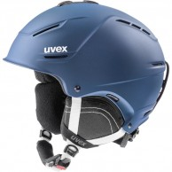 Uvex p1us 2.0 skidhjälm, mörkblå