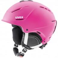 Uvex p1us 2.0 skidhjälm, pink