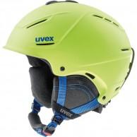 Uvex p1us 2.0 skidhjälm, lime