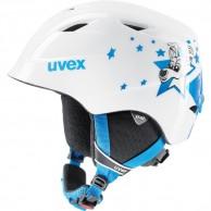 Uvex airwing 2, skidhjälm, vit/blå