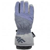 4F NeoDry skidhandskar, dam, violet