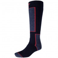 4F Ski Socks, billiga skidstrumpor, dark navy
