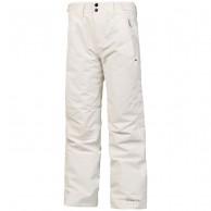 Protest Jackie JR, softshell byxor till flickor, vit