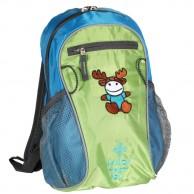 Kilpi Först barn ryggsäck, lujsblå/grön