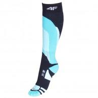 4F Ski Socks, Billiga Skidstrumpor, Navy