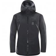 Haglöfs Couloir Jacket, herrjacka, svart