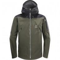 Haglöfs Couloir Jacket, skidjacka, mörkgrön
