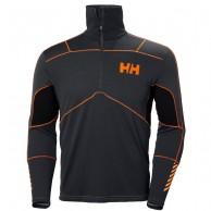 Helly Hansen Lifa Merino Hybrid Top, herr mörkblå