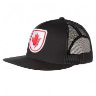 Helly Hansen Flatbrim Trucker cap, svart