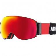 Atomic Revent Q, goggles, svart/röd