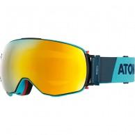 Atomic Revent Q, goggles, blå