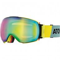 Atomic Revent Q, goggles, grön