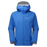 Montane Atomic Jacket, skaljacka, herr, electric blue