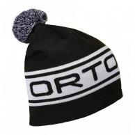 Ortovox Merino Logo Band hue, svart