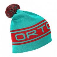 Ortovox Merino Logo Band hue, aqua
