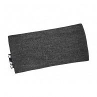 Ortovox Merino Wonderwool pannband, svart