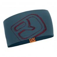 Ortovox Merino Cool Logo pannband, ljusblå