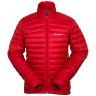 Montane Featherlite Down Micro Jacket, dunjacka, herr, röd