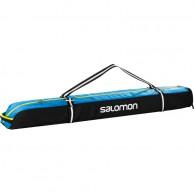 Salomon Extend 1P 135+20 Skibag, svart/blå