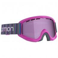 Salomon Juke goggles, rosa