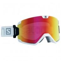 Salomon Cosmic goggles, vit