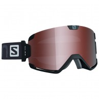 Salomon Cosmic Access goggles, svart