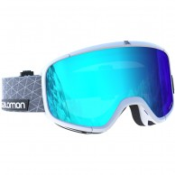Salomon Four Seven goggles, vit