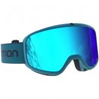Salomon Four Seven goggles, mörkk turkos