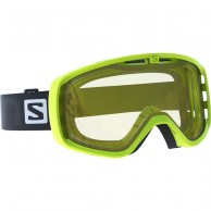 Salomon Aksium goggles, lime