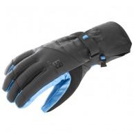 Salomon Propeller Dry skidhandskar, svart/blå