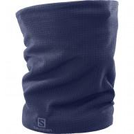Salomon RS Warm Tube, halsvärmare, blå