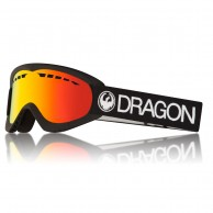 Dragon DXs Lumalens, Black/red