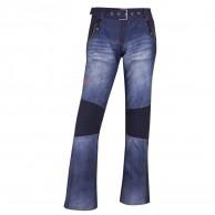 Kilpi Jeanster-W, skidbyxor, dam, blå