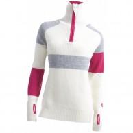 Ulvang Rav limited sweater, dam, vit/grå