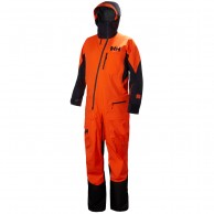 Helly Hansen Ullr Powder suit, skidoverall, orange