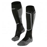 Falke SK2 Wool skidstrumpor, svart