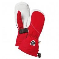 Hestra Heli Ski, vantar, dam, röd