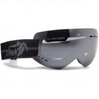 Demon Gravity skidglasögon, svart