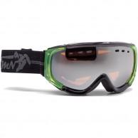 Demon Matrix Polarized skidglasögon, svart/grön