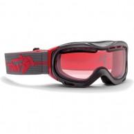 Demon Divine skidglasögon, grå/röd