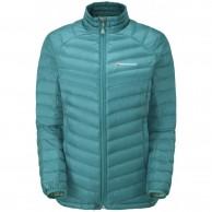 Montane Featherlite Down Micro Jacket, dunjacka, dam, grön