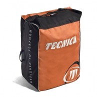 Tecnica Duffle Pack, svart/orange