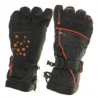 Cairn Cirius M C-Tex, skidhandskar, herr, svart orange