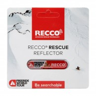 RECCO Avalanche Rescue, reflector, FWT Edition