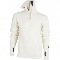 Ulvang Rav sweater w/zip, herr, vanilla