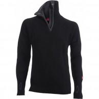 Ulvang Rav sweater w/zip, herr, svart