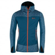 Kilpi Assasin-M Fleece hoodie, herr, blå